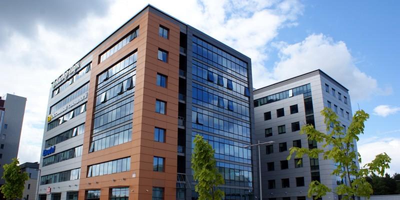 Офисное здание «Клевер Парк» в парке высоких технологий, Минск