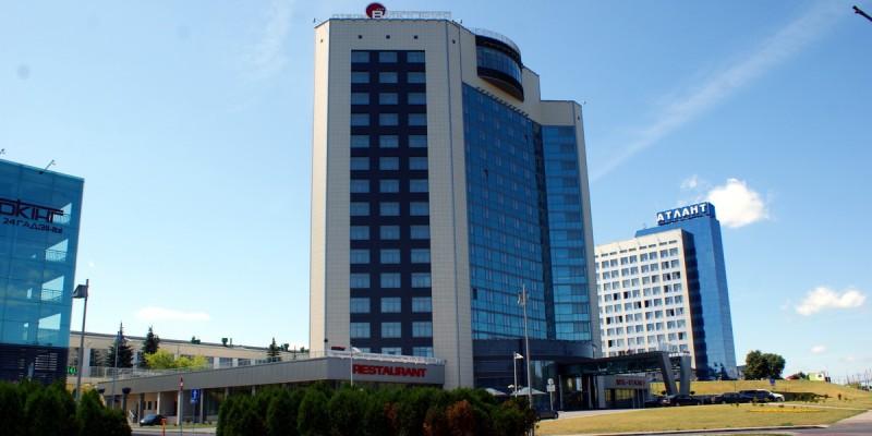 Гостиница «Виктория», Минск