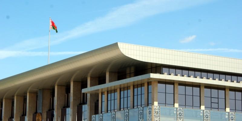 Дворец Независимости по ул. Орловская, Минск