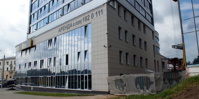 Бизнес-центр по ул. Толстого, Минск