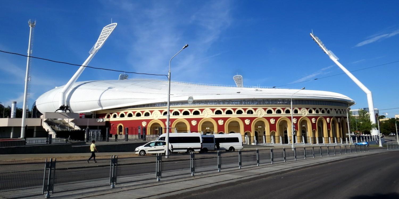 Стадион «Динамо», Минск